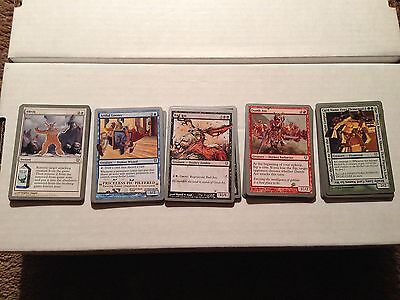 Magic the Gathering MTG Unhinged Complete Common Set 55 Cards Unplayed Fast Ship