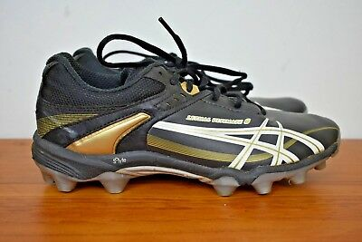 ASICS Lethal Ultimate 8 Football Rugby Soccer Boots FG Size 6 RRP $220