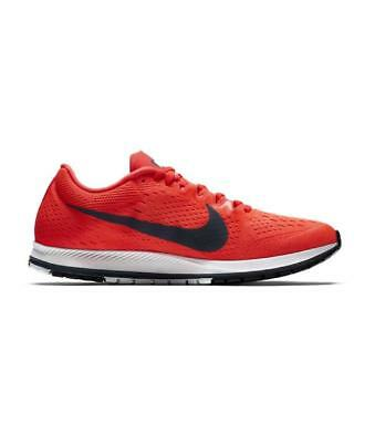 Mens NIKE ZOOM STREAK 6 Bright Crimson Running Trainers 831413 614
