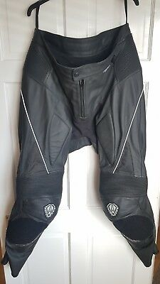Arlen Ness leather trousers size 38 unused