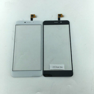 A+ New Touch Screen Front Glass Panel Lens Replacement For UMI Super max