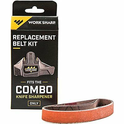 Official Combo Knife Sharpener Replacement Belt Kit FREE SHIPPING
