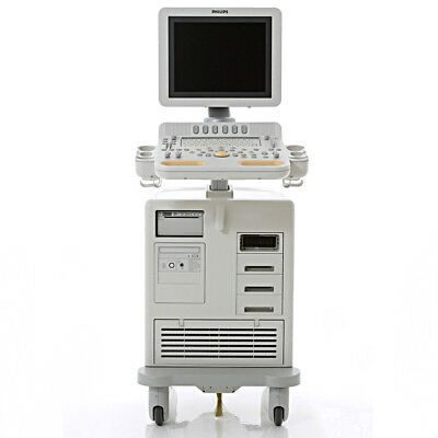 Philips HD7-XE Ultrasound System (Machine ONLY) Cardiac Vascular Shared Service