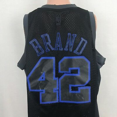 7e36ce06a ... germany vintage adidas elton brand los angeles clippers swingman jersey  l black nba sewn 09248 00e5a