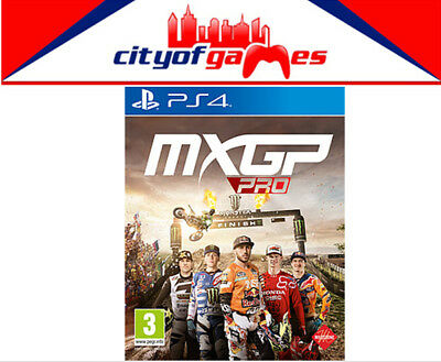 MXGP Pro PS4 Game New & Sealed In Stock