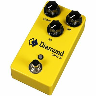 Diamond CPR-JR Compressor Jr. Optical Compressor Pedal