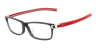 Tag Heuer Eyeglasses Track S TH7604 TH/7604 004 Anthracite Optical  Rxable Track