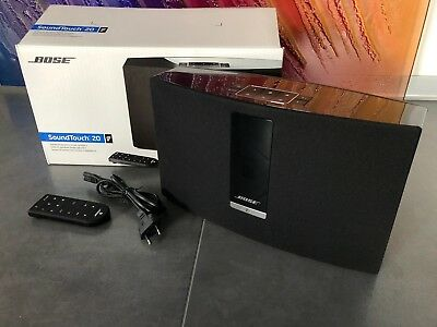 Bose SoundTouch 20 Series III schwarz black