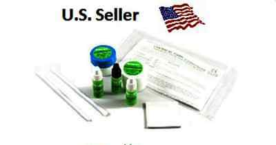 5gm - 5gm PRIME DENT Dental Composite Chemical Self Cure KIT w Bonding  / Pads
