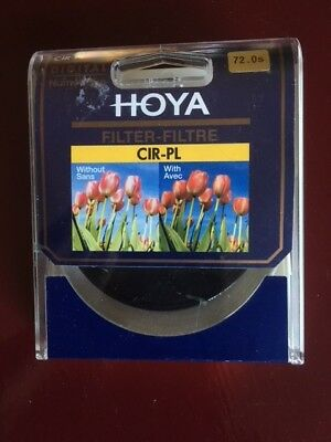Hoya 72mm Digital Circular PL Polarising Filter CIR-PL