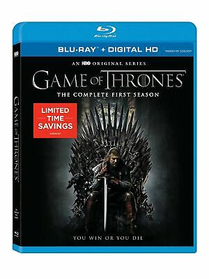 Game of Thrones: The Complete First Season  Bluray