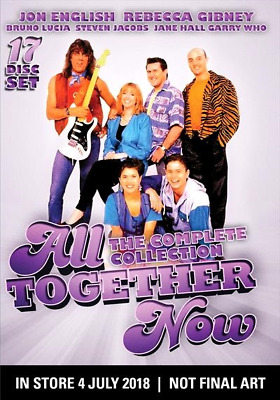 All Together Now | Complete Series (DVD) (Region 4) New Release