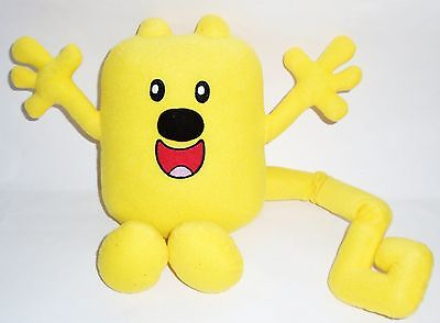 "Talking Wow Wow Wubzy 10"" Plush Stuffed Toy RARE Nickelodeon Nick Jr."