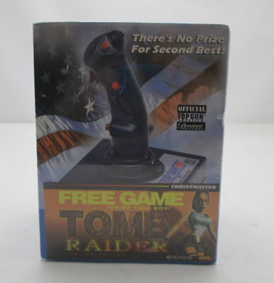 TOPGUN THRUSTMASTER Pin Flight Sim Joystick Boxed - Minecraft mit joystick spielen