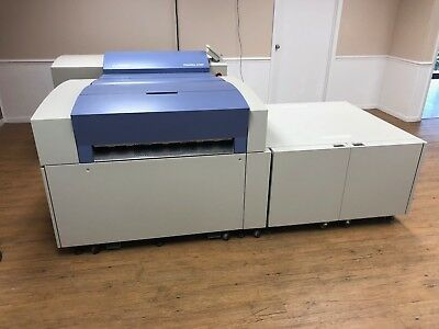 Refurbished Fully Automated Screen Platerite 4300S Computer to Plate CTP w/ MAL