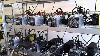 Antminer S9 - 14Th/s - Bitcoin, Bitcoin Cash, Dodge,SHA256 MINING CONTRACT 24 hr
