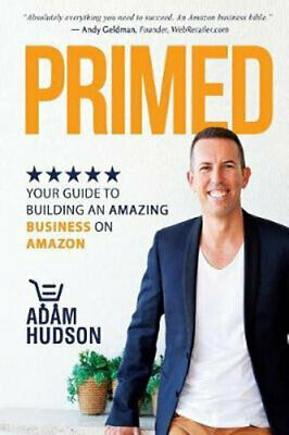 NEW Primed By Adam Hudson Paperback Free Shipping