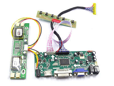 Kit for M150EW01 V0 V.0 TV+HDMI+VGA+USB LCD LED screen Controller Driver Board