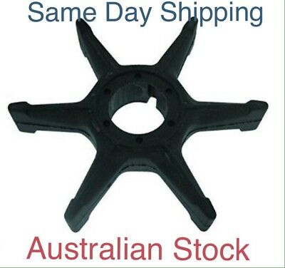 New Impeller For Yamaha Mariner Outboards 20 25 Hp P450 6G0-44352-01
