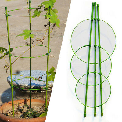 45cm Flower Plants Clematis Climbing Rack Support Shelf Garden Supplies