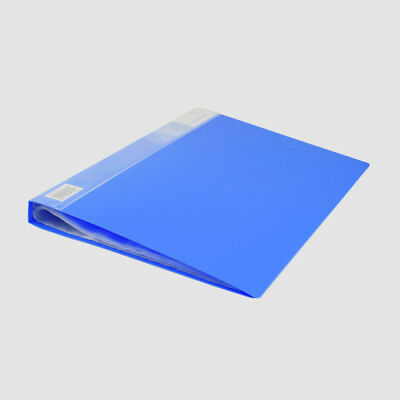 A4 Paper Plastic File Folder Cover Holder Document Student Office Clip Supply x1