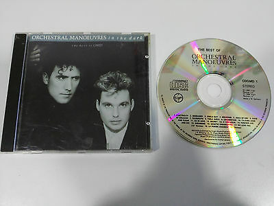 Omd Orchestral Manoeuvres in the dark Best of CD 1988 Pendants Gold West Germany