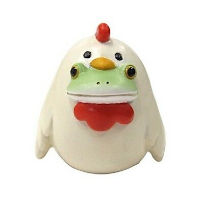 Copeau Frog Chicken Bird Costume Mini Figure Figurine Doll Ornament Cute Japan