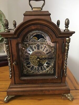 Warmink Dutch Mantle Clock