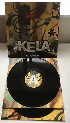 "Killa Kela | 2005 | Elocution | 12"" Vinyl Record  