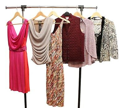 Lot of 7 Designer Clothing Size 0 Marc Bower, Chico's And More