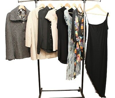 Lot of 8 Pieces Designer Clothing Sz Large Yumi Kim Tracy Reese Theory and more