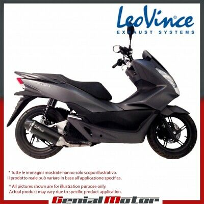 Parts Accessories Honda Pcx 125 2012 12 Leovince Exhaust Full
