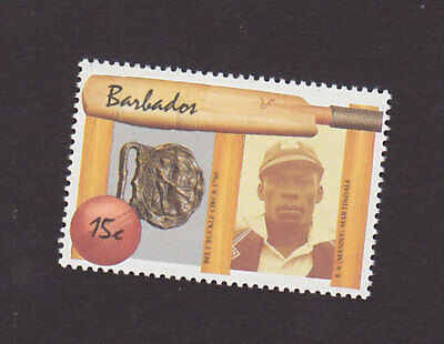 Barbados 719 VF MNH Cricket Sports