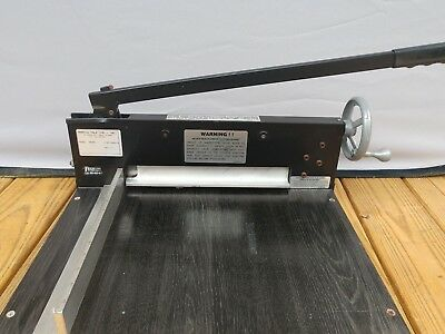 Martin Yale 7000E Commercial Heavy-Duty Stack Paper Cutter Business