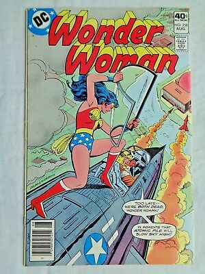 Wonder Woman Vol. 38 No. 258 August 1979 DC First Print Bronze Age VF/NM  (9.0)
