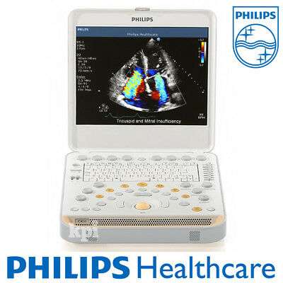 Philips CX50 - Portable Ultrasound CompactXtreme System - S5-1 Cardiac Probe