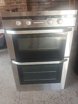 Electrolux Aeg Competence D2100 4 Built In Fanned Electric Oven And