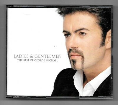 Cd / George Michael - The Best Of Ladies & Gentlemen / Double Album 1998