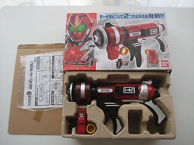 Used in Box Maskd Kamen Rider Fourze DX Hee Hack Gun BANDAI Japan F/S