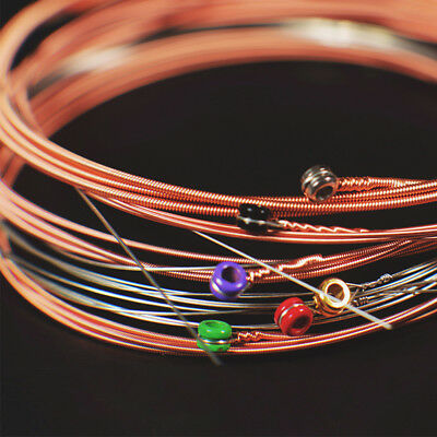 High End Professional Extra Light Acoustic Guitar Strings 90/10 Bronze