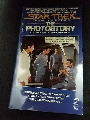 Star Trek The Motion Picture The Photostory