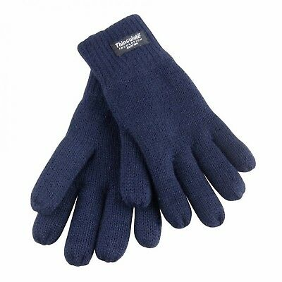Result Junior Kids/Childrens Lined Thinsulate Thermal Gloves (3M 40g) (BC878)