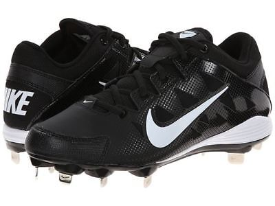 hot sale online eb7b4 2e2f6 Nike Hyperdiamond Strike Metal 11 Women s 684696 010 Fastpitch Softball  Cleat