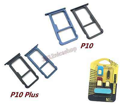 NANO SIM CARD SD Tray Slot Holder For Huawei Mate 8 9 P9 P10 Plus V8