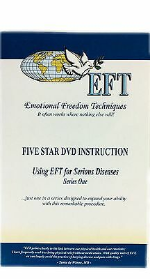 Emotional Freedom Techniques-Using EFT for Serious Diseases Series One - 7 DVDs