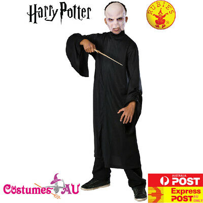 CHILD VOLDEMORT HARRY POTTER WIZARD BOYS HALLOWEEN BOOK WEEK COSTUME Kids + Mask
