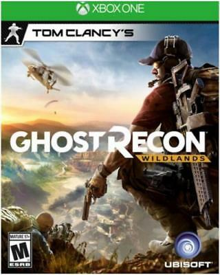 Tom Clancy's Ghost Recon Wildlands - Xbox One, New and Sealed, Free Ship