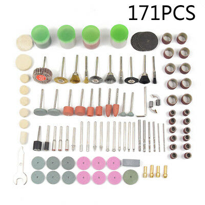 2018 New Rotary Tool Bit Set Electric Rotary Tool Accessories Grinding Polishing