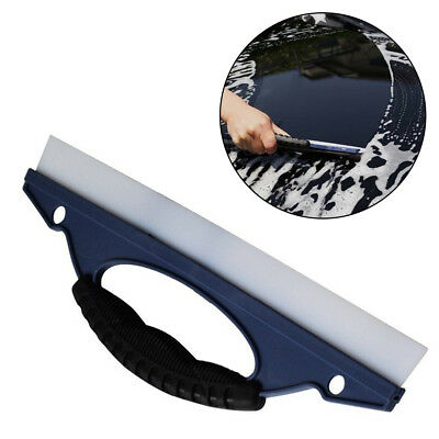 Silicone Home Car Drying Blade Scraper SqueeGee Window Glass Cleaner Drying Tool