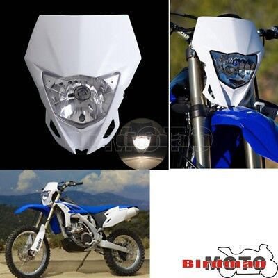Dirt Bikes Off Road Motorcycle Enduro Front Headlight Fairing For Yamaha WR250F